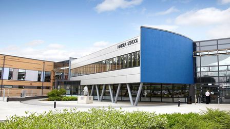 Nailsea School has filed a complaint against Ofsted.