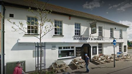 The Somerset and Dorset pub closed on Thursday, Picture: Google Street View