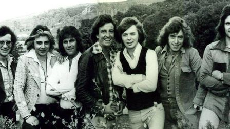 The Miami Showband before the attack. Picture: Independent News Media/Getty Images