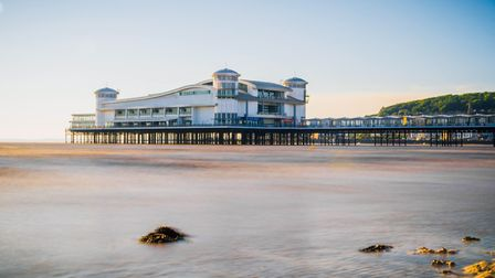 Weston's Grand Pier has been closed since late March.