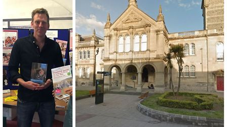 NSC director of public health and author of the plan, Matt Lenny. Picture: North Somerset Council