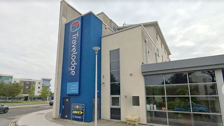 Travelodge has reopened in Portishead. Picture: Google Street View