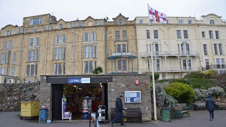 The RNLI shop in Weston-super-Mare is due to reopen following four months of closure due to lockdown