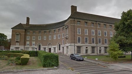 Somerset County Council. Picture: Google Street View