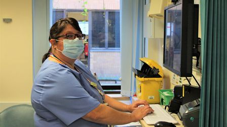 The CCG has opened the Integrated Acute Frailty Virtual Ward Round. Picture: CCG