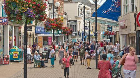 North Somerset Council has been awarded the funding to revitalise the town centre.