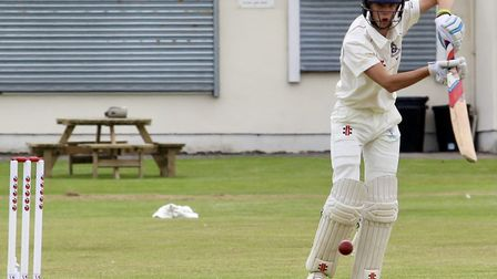 Action from Weston's friendly with Congresbury at Devonshire Park Ground.