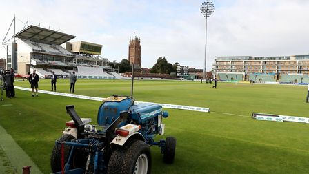 A general view of the Cooper Associates County ground at Taunton (pic Nick Wood/TGS Photo)