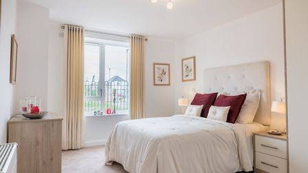 The homes are designed to promote independent living for over 55s.