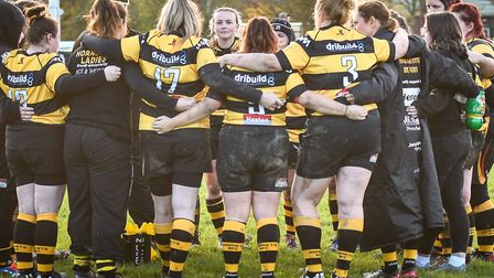 Hornettes Ladies currently play in the National Challenge 2 South West (North) league. Picture: Jame