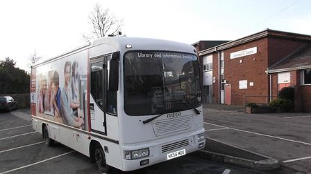North Somerset's mobile library has been in use since July 13.