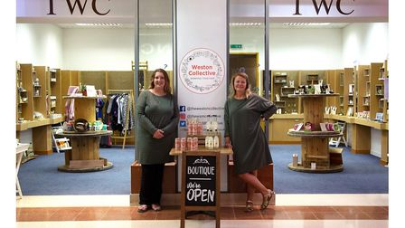 The Weston Collective has opened in the Sovereign Shopping Centre. Picture: Jane Main