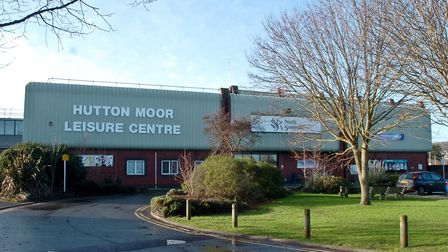 Hutton Moor Leisure Centre reopened on Saturday.
