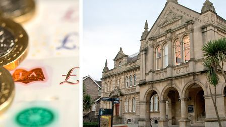 A funding gap of almost £30million has been identified by North Somerset Council.