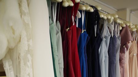Rookery Bridal has moved to The Stables Business Park. Picture: Rookery Bridal