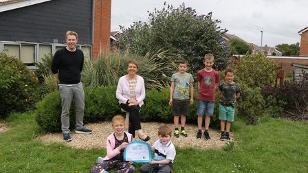 St Mark's Primary School was awarded the Online Safety Mark for the fourth time. Picture: Rob Shepha