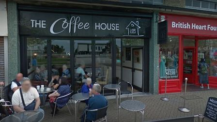 The Coffee House in High Street, Weston. Picture: Google Street View