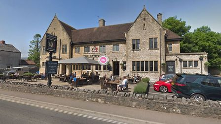The Bath Arms in Bath Street, Cheddar. Picture: Google Street View