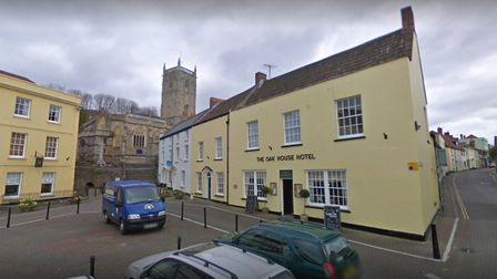 The Oakhouse Hotel in Axbridge. Picture: Google