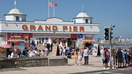 The Grand Pier has been campaigning for free parking on the seafront for a number of years.