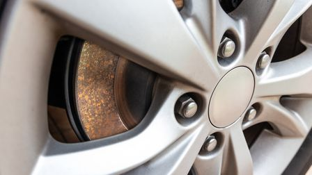 'If your car hasn't been used in some time, the brakes may be rusty.' Picture: Getty Images