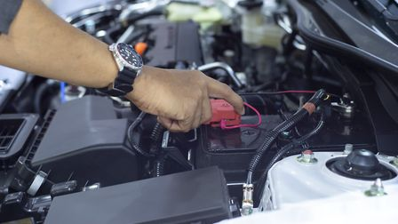 Your car could also have a flat battery - it is recommended that you take your car to a garage for a