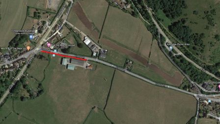 Workwill include a pedestrian island, road crossings on the A38/Bridgwater Road north of the junctio