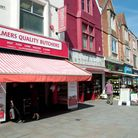 Palmers Butchers.