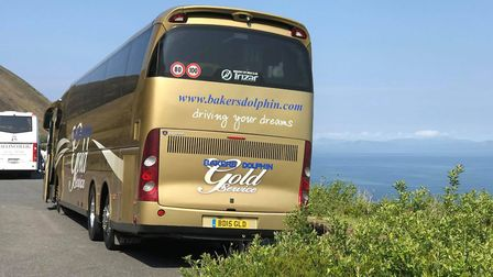 Bakers Dolphin Gold Coach service. Picture: Bakers Dolphin