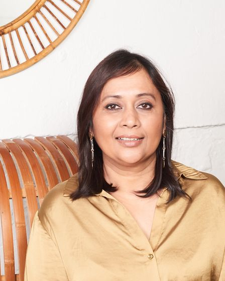 Auther Pragya Agarwal will be at the Wells Festival of Literature in October. Picture: Simon Song