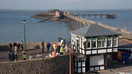The RNLI has submitted a listed building consent application. Picture: MARK ATHERTON