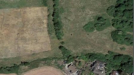 The proposed site. Picture: Google