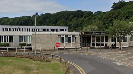 Clevedon School achieved a 100 per cent GCSE pass rate in 2020.