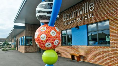 Bournville Primary School, in Weston. Picture: Mark Atherton