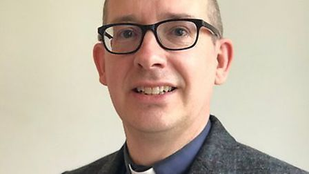 Reverend Andrew Hiscox will continue church services in Winscombe and Sandford.