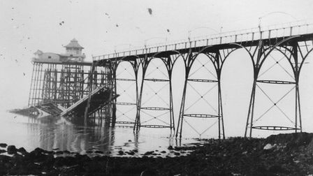 Fifty years since the Pier collapsed