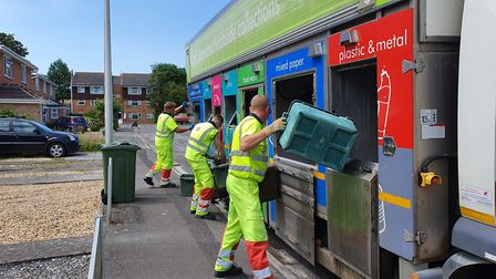 Biffa has been running the waste and recycling services since 2017.