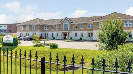 'We're doing all we can to help keep residents safe.' Picture: St Georges Nursing Home