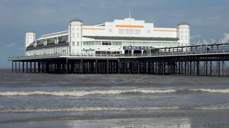 The previous Grand Pier was free to Weston residents before a £1 entrance fee was introduced.