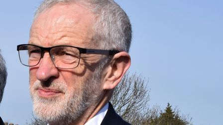 Labour leader Jeremy Corbyn MP. Picture: Polly Hancock