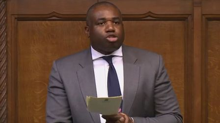 David Lammy has said he has not met a member who supports no deal who has experienced real poverty.