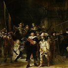 Rembrandt's Militia Company of District II under the Command of Caprain Frans Banninck Coca, better