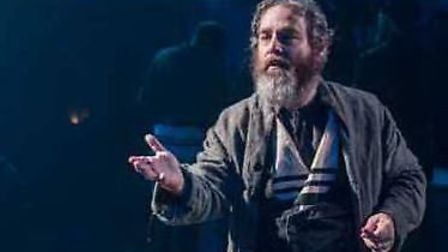 Andy Nyman as Tevye in Fiddler on the Roof. Picture: Johan Persson
