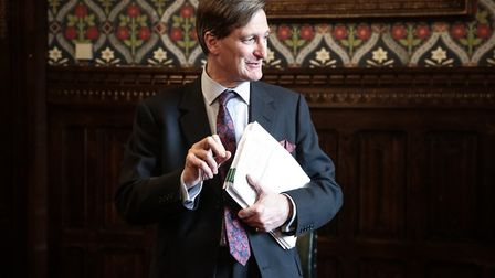 Dominic Grieve QC MP. Photograph: Richard Gray/PA.