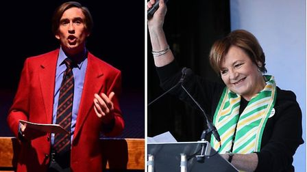Steve Coogan, Delia Smith and Sir Patrick Stewart are sponsoring coaches to the People's Vote March.