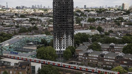 The Grenfell inquiry is studying an earlier fire tragedy. Picture: Getty Images
