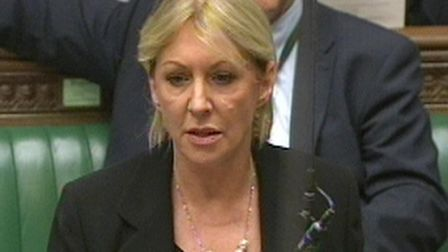 Mid-Bedfordshire Conservative MP Nadine Dorries exhibited her popular culture knowledge this week. P