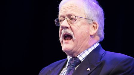 Former MEP Roger Helmer says he will never vote again if a People's Vote happens. Picture: Matt Card