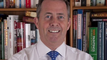 Liam Fox is one of five hoping to be the new Prime Minister.