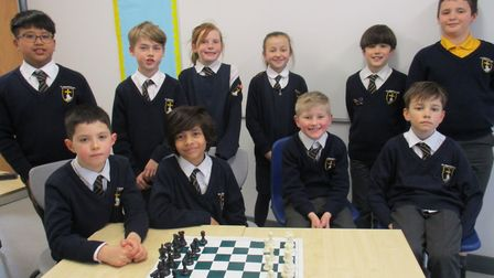 St Joseph's Primary School will compete in the national finals in May.